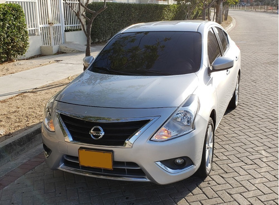 Nissan Versa Advance Full Equipo 2016