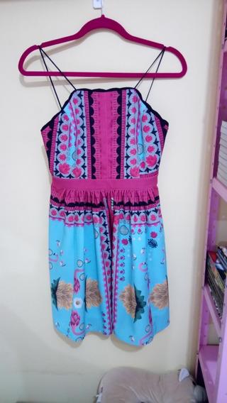 Vestido Flamingos Antix, P.