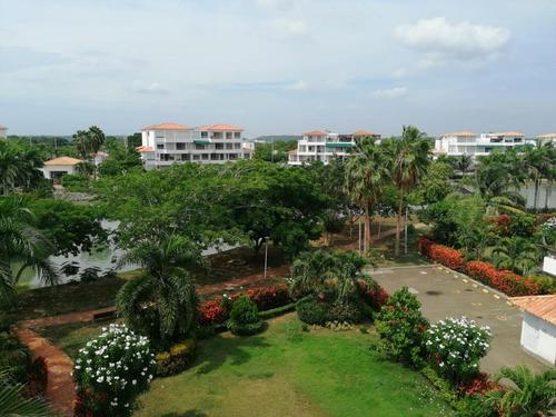 Imagen 1 de 14 de Apartamento Penthouse Duplex Condominio De Lujo En Cartagena