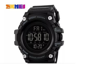 Relógio Masculino Digital Preto Skmei 1384 Sport Watch