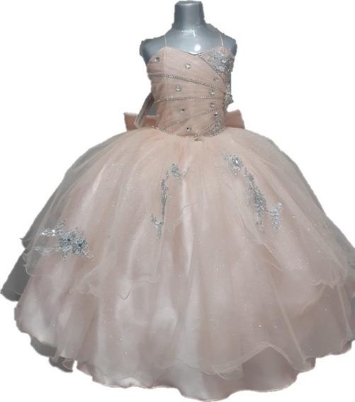 Vestido De Presentación Modelo Rubí