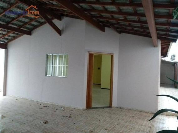 Casa Residencial Para Venda E Locação, Jardim Santa Júlia, São José Dos Campos. - Ca1380