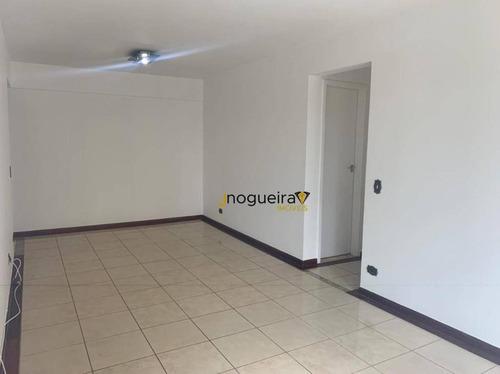 Imagem 1 de 30 de Apartamento Com 3 Dormitórios À Venda, 92 M² Por R$ 590.000,00 - Jardim Marajoara - São Paulo/sp - Ap15540