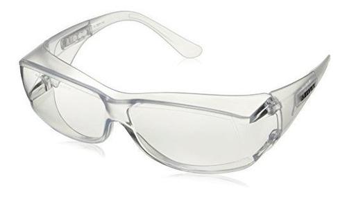 Elvex Sg57c Ovrspecs Iii Gafas De Seguridad Talla Unica Tra