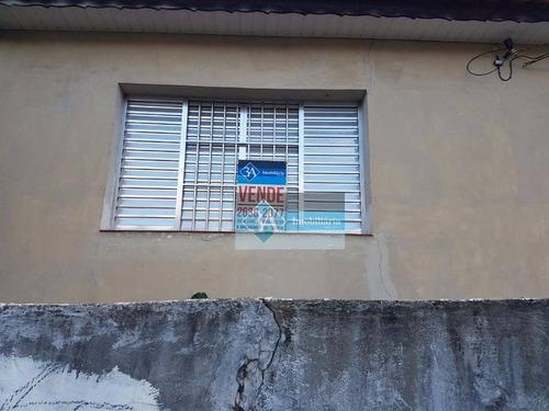 Imagem 1 de 5 de Casa Residencial À Venda, Vila Formosa, São Paulo. - Ca0155