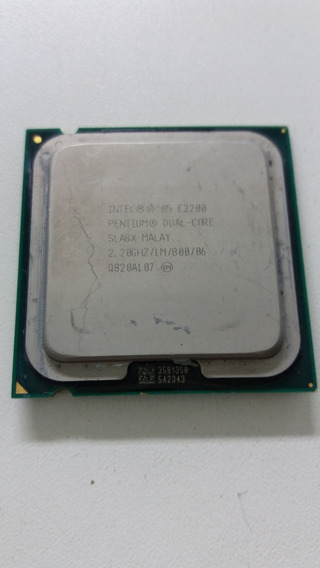Processador Intel Pentium Dual Core E2200 - 2,20ghz