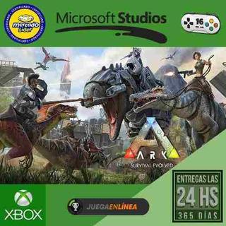 Ark Survival Evolved - Xbox One - Modo Local