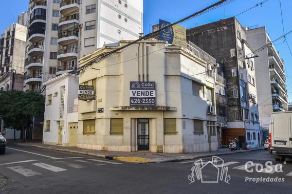 Casa En Venta 4 Dormitorios Rosario Centro - Excelente Esquina