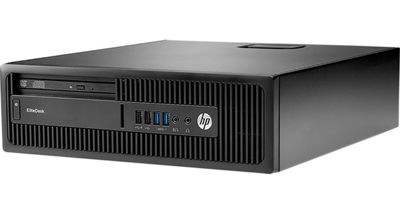 Computador Hp Elitedesk Amd Ryzen 8gb Ddr4 1tb Win10 Pro