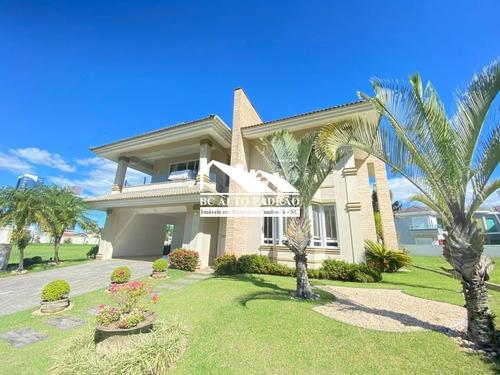 Imagem 1 de 19 de Casa No Condomínio Horizontal - Praia Brava - 2220