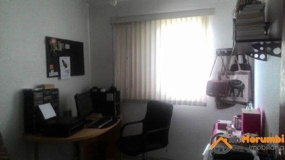 12966 - Apartamento 3 Dorms, Parque Pinheiros - Taboão Da Serra/sp - 12966