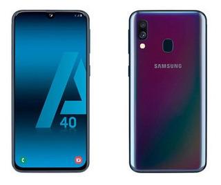 Samsung Galaxy A40 4gb/64gb 3100 Mah Cámara Dual