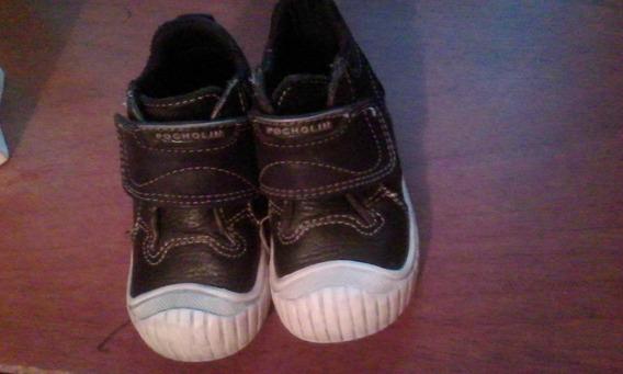 Zapatos Pocholin Para Niño