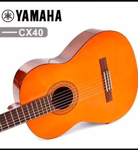 Guitarra Yamaha Electroacustica Cx-40, Más Envió Gratis.