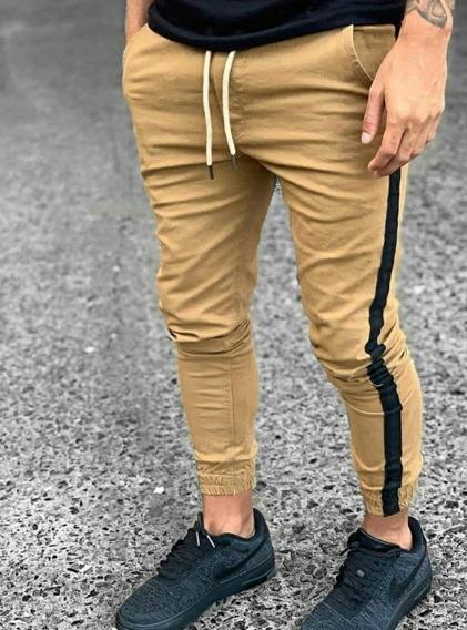 Jogger Pantalón Bengalina Importados