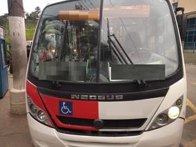 Micro Ônibus Neobus Thunder Vw9150 2010/10 02p 22lug Aurovel