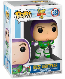 Funko Pop Buzz Lightyear 523 Toy Story 4 Woody Disney