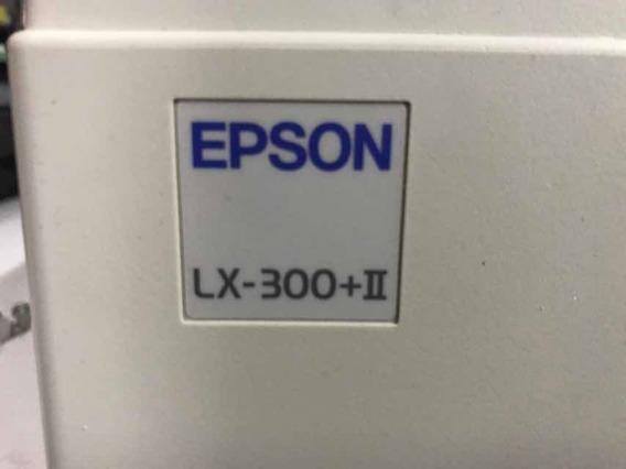 Epson Lx-300 +ii