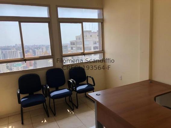 Condomínio Edifício Anhumas - Sala Comercial Com 33 M2 Em Ca - 41