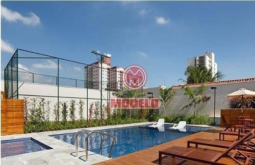 Apartamento À Venda, 125 M² Por R$ 842.802,00 - Vila Independência - Piracicaba/sp - Ap1676