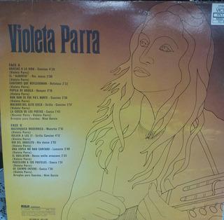 Vinilo Violeta Parra La Últimas Composiciones Ediciónfrancia