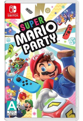 Imagen 1 de 3 de Super Mario Party