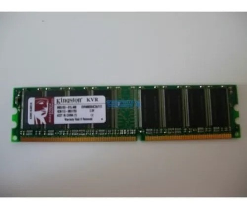 Memoria 512 Ddr400 Pc3200 Kingston Kvr400x64c3a/512