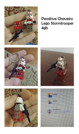 Pendrive Minifigure Lego Starwars Stormtrooper 4gb