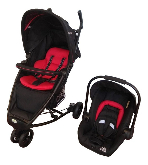 Coche De Paseo Con Huevito Travel System London Planeta Bb--