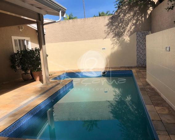 Casa Para Venda Em Sousas Em Campinas - Ca00673 - 33844858