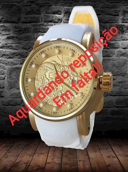 Relógio Yakuzh Barato D+ Aprova D Água Pronta Entrega!!