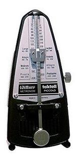 Wittner 836 Taktell Piccolo Metronome Black