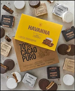 Alfajores Havanna Chocolates