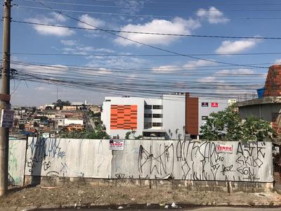 Terreno Rua Serra Do Espinhaço, 3.000 - Shopping Carapicuíba