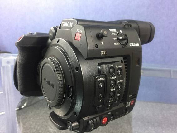 Câmara Canon Eos C200 Cinema (pl-mount)