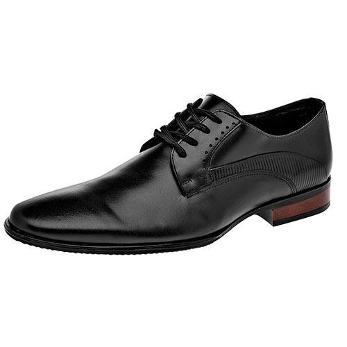 0449cd28 Zapatos Vestir Mocasines C Gallery Hombre Piel Neg 11048 Dtt - $ 943.00 en  Mercado Libre