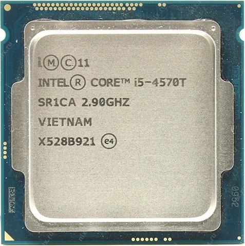 Processador Intel Core I5 4570t Socket 1150 2,9ghz +garantia