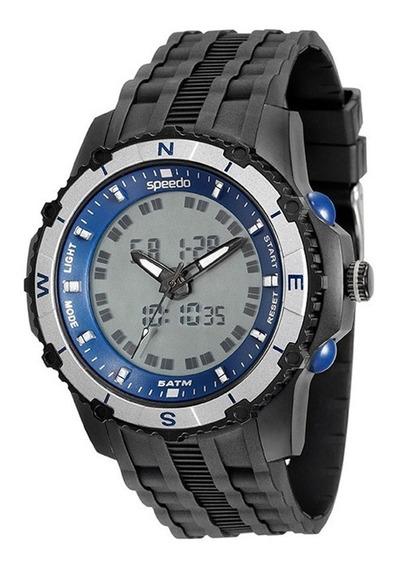 Relógio Speedo Masculino 81138g0evnp2 C/ Garantia E Nf