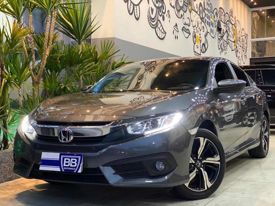 Honda Civic Exl Automatico 2019 Unico Dono 10.000km