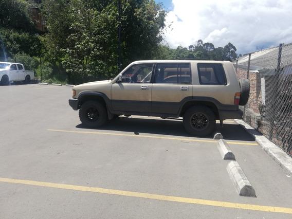 Chevrolet Trooper Americana 1992
