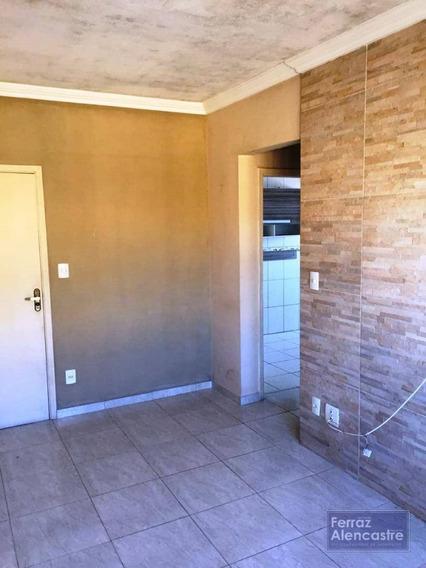 Apartamento Com 1 Dormitório À Venda, 63 M² Por R$ 160.000,00 - Jardim Paraíso - São Vicente/sp - Ap0063