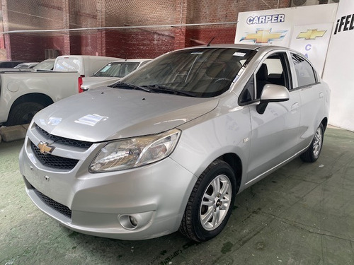 Chevrolet Sail Ltz Extra Full **impecable*** 60 Cuotas 100%