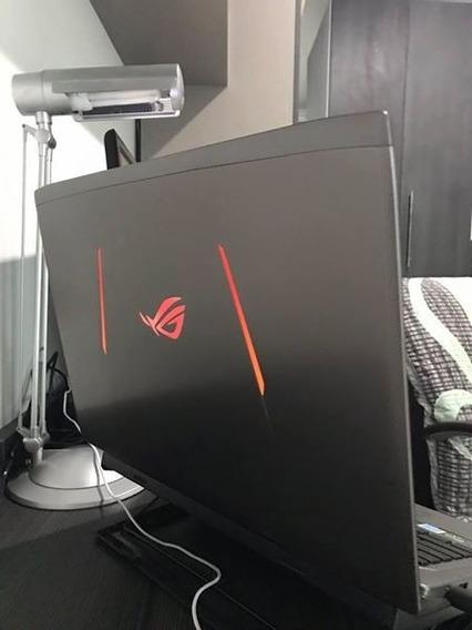 Notebook Gamer Asus Rog Strix Gl502vs