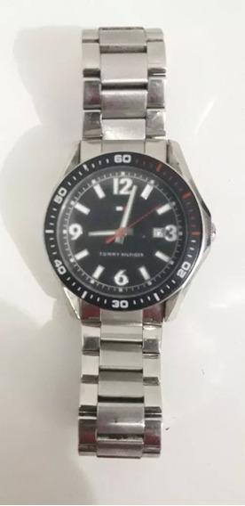 Relógio Tommy Hilfiger Aço Inox Original