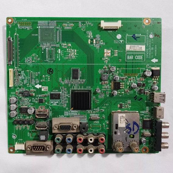 Placa Principal Tv Lg 50pt250b Plasma Testada Garantia