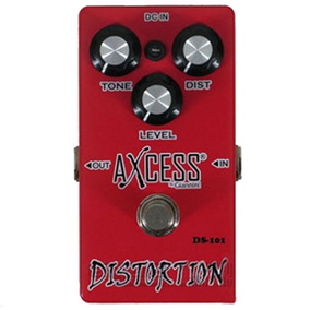 Pedal Distortion Axcess Ds-101 Giannini