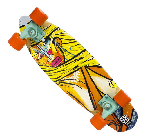 Imagem 1 de 4 de Skate Mini Cruiser Penny Kronik The Breeze