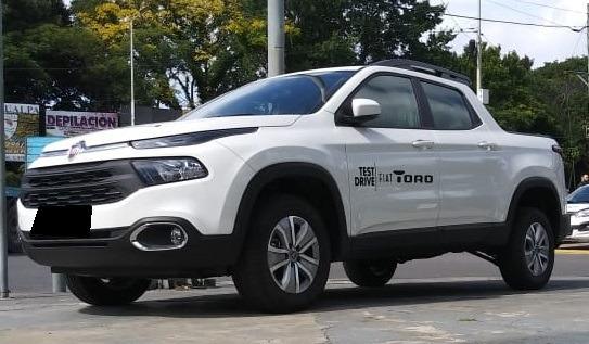 Fiat Toro Nafta At6 2019 Unidades Ex-test Drive Oferta Hoy..