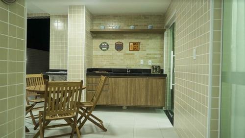 Apartamento - Venda - Caiçara - Praia Grande - Bdexp340