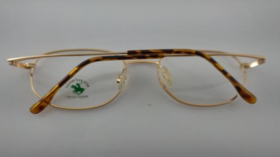 Óculos Grau,#tradicional Metal #leve Polo 8053a